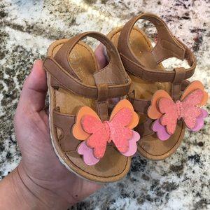Cat & Jack 🦋 Velcro sandals